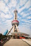 De Oosterse Toren van Shanghai, Shanghai royalty-vrije stock foto's