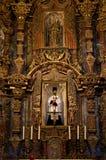 De opdrachtkerk van San Xavier del Bac Stock Afbeelding