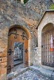 De open deur Stock Afbeeldingen