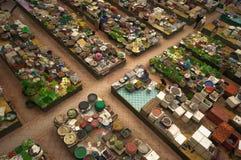 De open markt van Siti khadijah Royalty-vrije Stock Fotografie