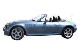De Open tweepersoonsauto van BMW Z3 royalty-vrije stock foto's