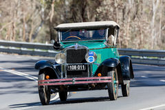 1929 de Open tweepersoonsauto van Chevrolet AC Royalty-vrije Stock Afbeeldingen