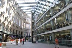De Openbare Bibliotheek van Vancouver royalty-vrije stock afbeelding