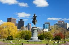 De Openbare Tuin van Boston Royalty-vrije Stock Foto's