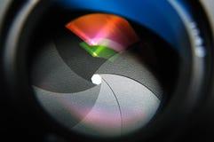 De openingsbladen van de close-up Stock Fotografie