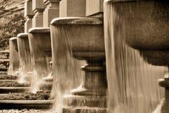 De openlucht Decoratie van het Water stock afbeelding