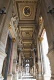 De opera of het Paleis Garnier. Parijs, Frankrijk. Royalty-vrije Stock Afbeelding
