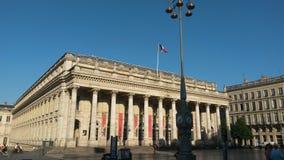 De opera van Bordeaux Stock Foto
