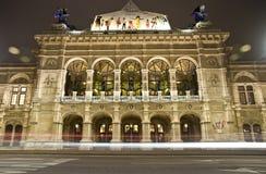 De Opera van de Staat van Wenen Royalty-vrije Stock Foto's