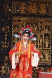 De opera van Guangdong Stock Foto