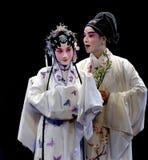 De opera van Kunqu Stock Foto's