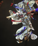 De opera van Kunqu stock fotografie