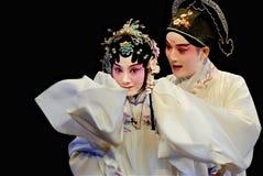 De Opera van Kunqu: Het paviljoen van de Pioen royalty-vrije stock foto's