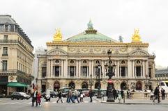 De Opera van Parijs Royalty-vrije Stock Fotografie