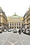 De Opera van Parijs Royalty-vrije Stock Foto's