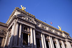 De Opera van Parijs Stock Foto