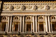 De opera van Parijs Stock Afbeelding