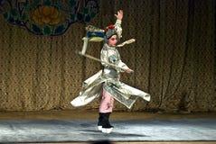 De Opera van Peking Stock Afbeeldingen