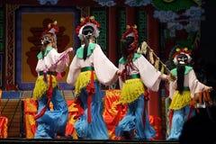 De Opera van Peking Royalty-vrije Stock Afbeelding