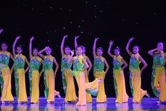 De Opera van Peking de student-nationale volksdans Royalty-vrije Stock Fotografie