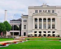 De opera van Riga Royalty-vrije Stock Fotografie