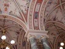 De Opera van Semper Royalty-vrije Stock Fotografie