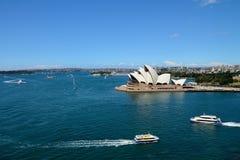 De operahuis van Australië Sydney Royalty-vrije Stock Fotografie