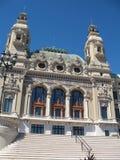 De operahuis van Charles Garnier's Royalty-vrije Stock Foto's