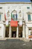 De Operahuis van La Fenice, Venetië Royalty-vrije Stock Foto's