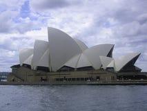 De operahuis van Sidney Royalty-vrije Stock Afbeeldingen