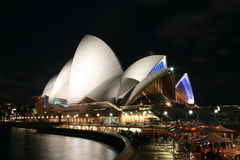 De operahuis van Sydney royalty-vrije stock foto's