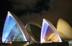 De operahuis van Sydney Stock Afbeelding