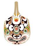 De operamasker van Peking royalty-vrije illustratie