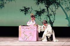 De Operaprestaties van Peking royalty-vrije stock fotografie