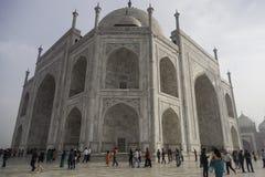 De Opleggende Grootte van Taj Mahal royalty-vrije stock afbeelding