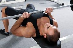 De opleiding van de gymnastiek Royalty-vrije Stock Afbeeldingen