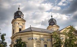 De Opnieuw gevormde Grote Kerktorens stock foto's