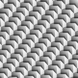De oppervlakte naadloos patroon van Ribbid Vector Illustratie
