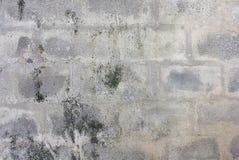 De oppervlakte van de cementmuur Royalty-vrije Stock Fotografie