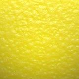 De Oppervlakte van de citroen Stock Fotografie