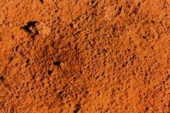 De oppervlakte van de grond stock afbeelding