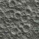 De Oppervlakte van de maan Royalty-vrije Stock Foto's