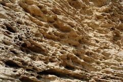 De oppervlakte van de rots Stock Fotografie