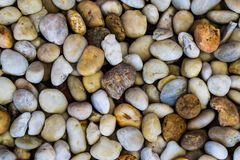 De oppervlakte van de rots is sterk Royalty-vrije Stock Afbeeldingen