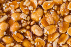 De oppervlakte van de snoepjes van de besnoeiingsboon Stock Fotografie