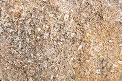 De oppervlakte van de steen Royalty-vrije Stock Afbeelding