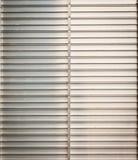 De oppervlakte van het aluminium Royalty-vrije Stock Foto's