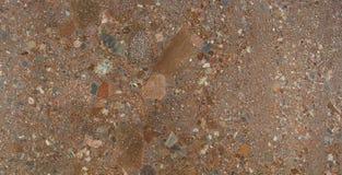 De oppervlakte van het graniet voor de decoratieve werken of textuur Stock Afbeeldingen