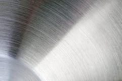 De oppervlakteclose-up van het staal royalty-vrije stock afbeeldingen