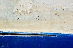 De oppervlaktedetail van de boot Stock Afbeeldingen